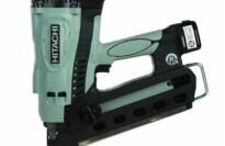 Hitachi NR90GR2 3.5-Inch Gas Powered Plastic Strip Collated Cordless Framing Nailer Gun