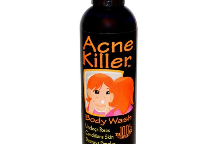 Fresh Beauty Market Acne Killer Body Wash