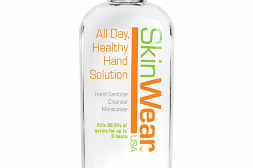SkinWear Hand Sanitizer
