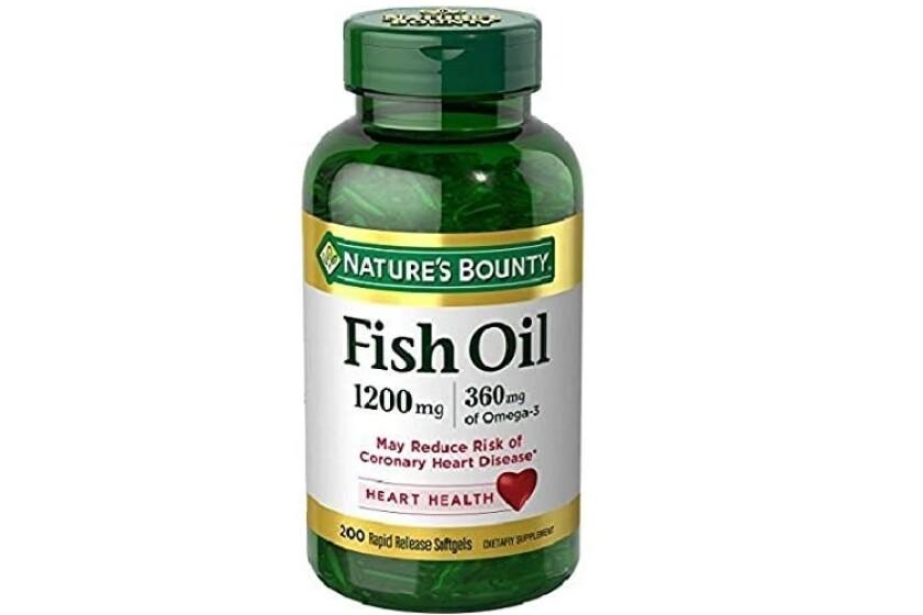 Best Softgels Fish Oil