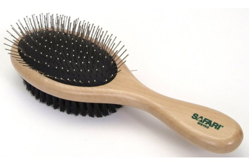 Safari Pin & Bristle Combo Dog Brush
