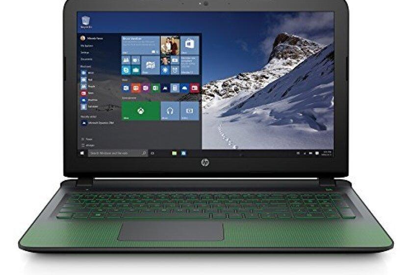 """HP Pavilion 15-ak010nr 15.6"""" Laptop"""