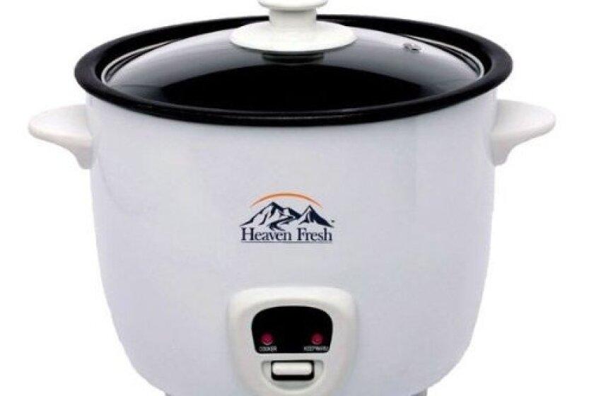 Heaven Fresh HF 1011 NaturoPure Rice Cooker