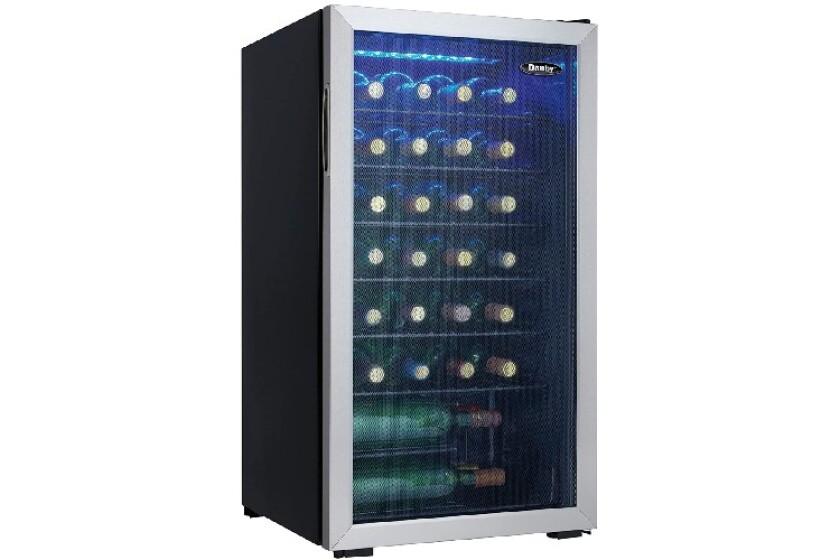 best standing wine cooler refrigerator