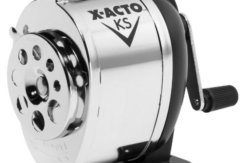 X-Acto KS 1030 Table or Wall Mount Pencil Sharpener