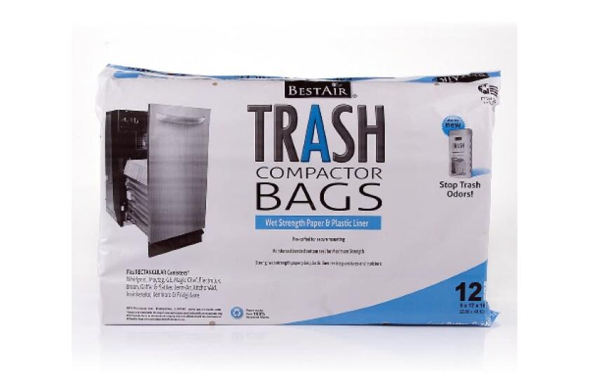 bestair heavy duty trash compactor bags
