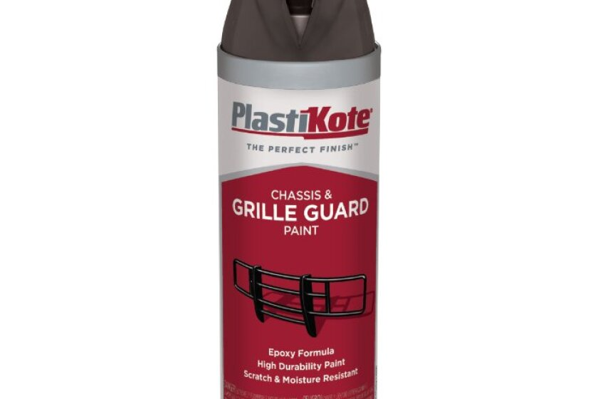 PlastiKote Chassis & Grille Guard Paint