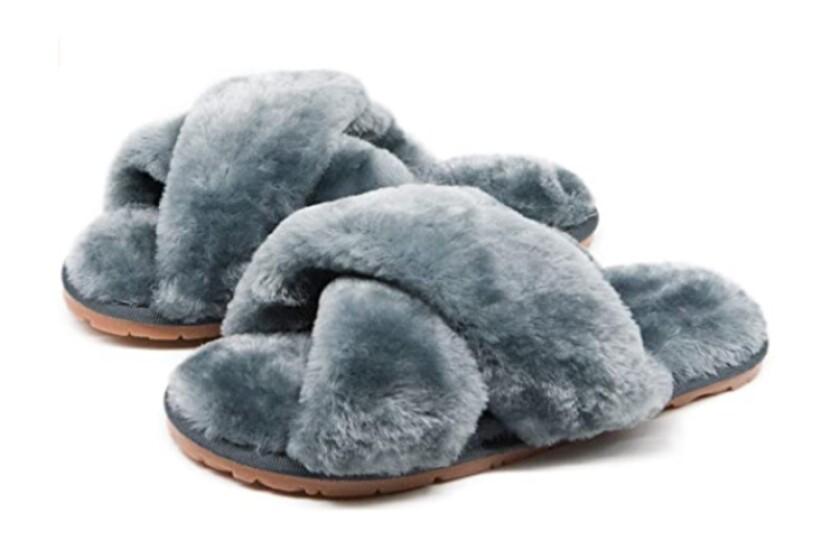 best fluffy slippers