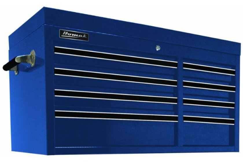 Homak BL02008410, 41 Inch Pro Series, 8 Drawer Top Chest