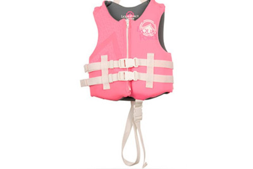 Liquid Force 2014 Star Classic Toddler Life Jacket