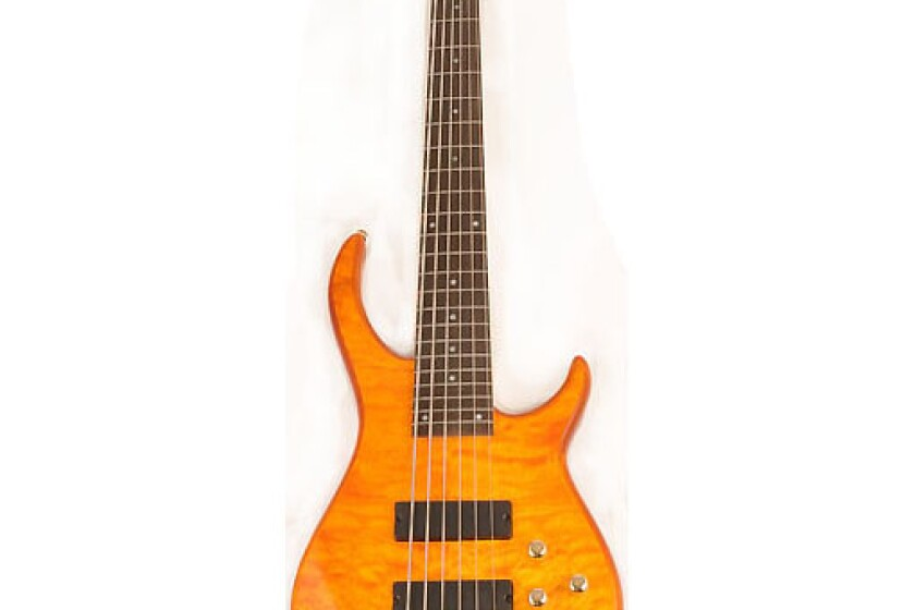 Brice V2 6 String Bass