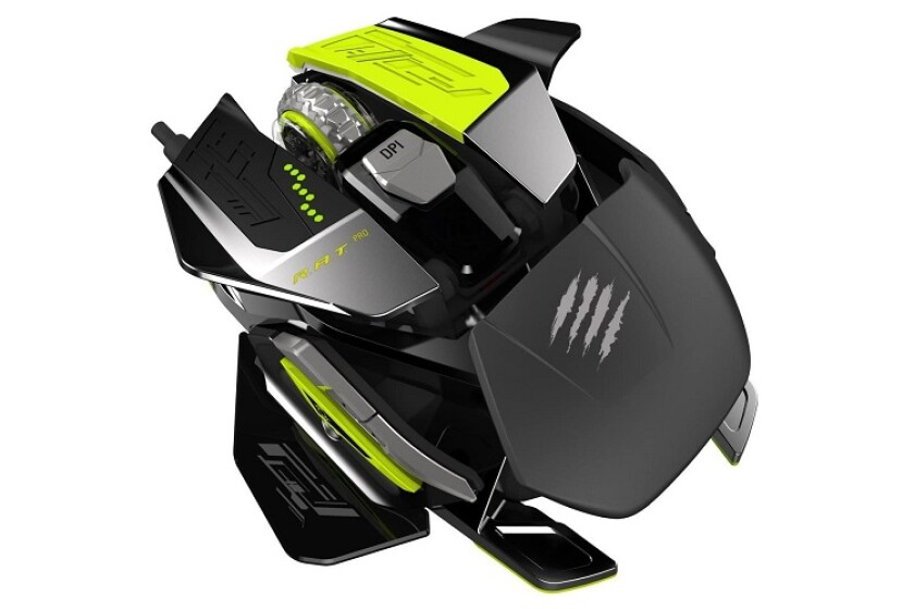 Mad Catz R.A.T. PRO X Ultimate Gaming Mouse