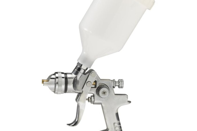 Campbell Hausfeld DH580000AV Gravity Feed Spray Gun