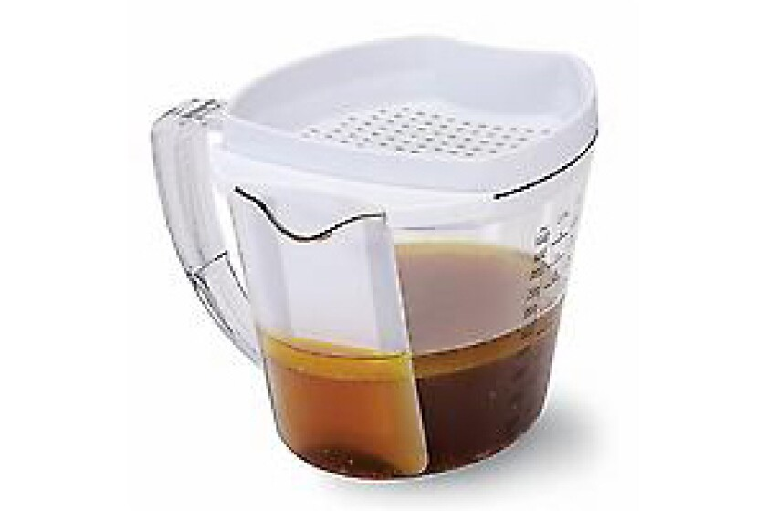 Pampered Chef Gravy Separator