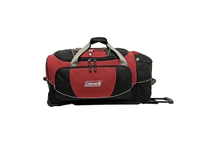 best Coleman Excursion II Rolling Duffel Bag