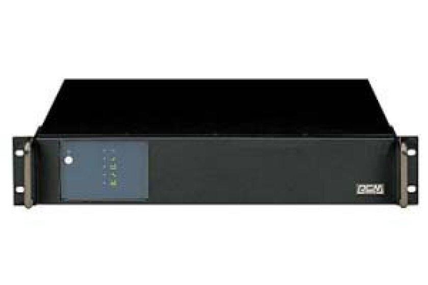 Powercom KIN-1500APRM 1500VA 900W 6 Outlet UPS