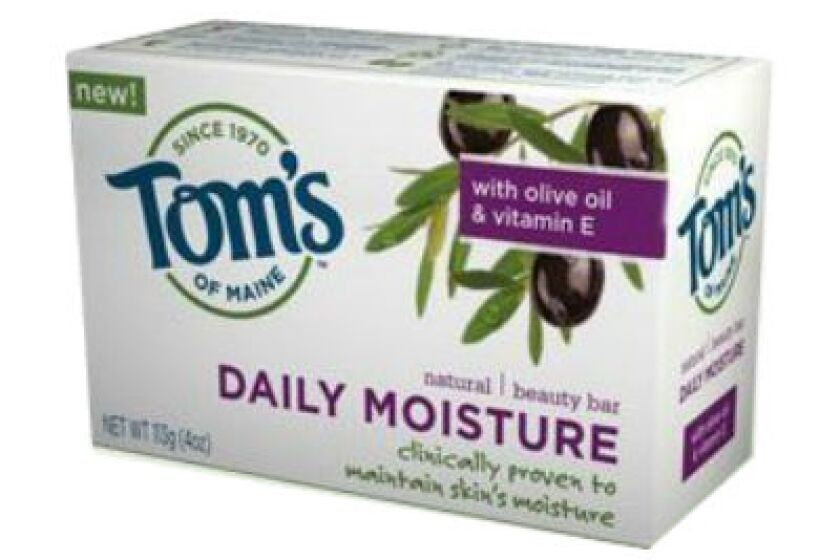 Tom's of Maine Natural Beauty Bar