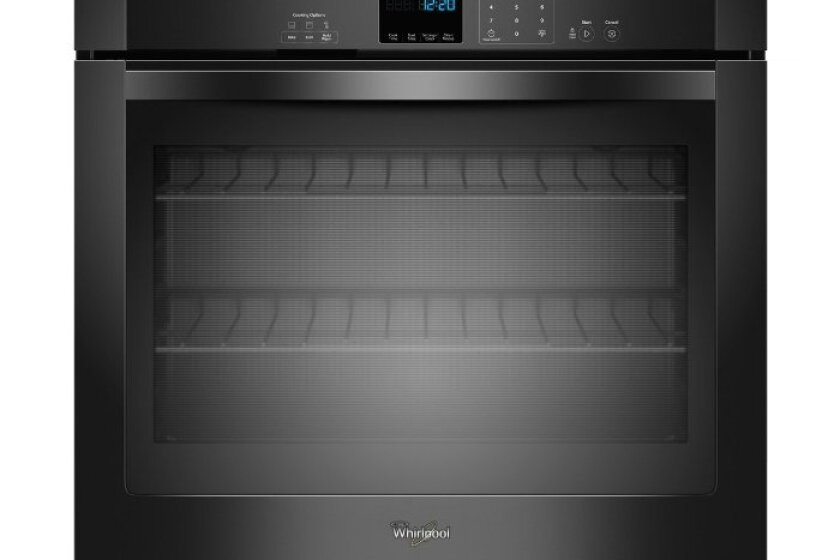 "Whirlpool WOS51EC0AB 30"" Electric Single Wall Oven"