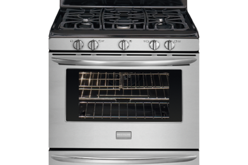 "Frigidaire Gallery 30"" Stainless Steel Dual Fuel Range -FGGF3054MF"