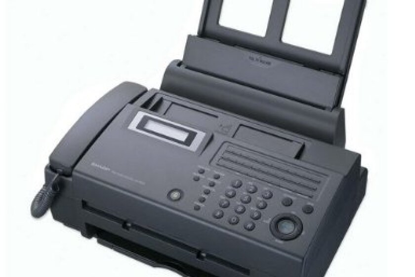 Sharp UX-B750 Inkjet Fax Machine
