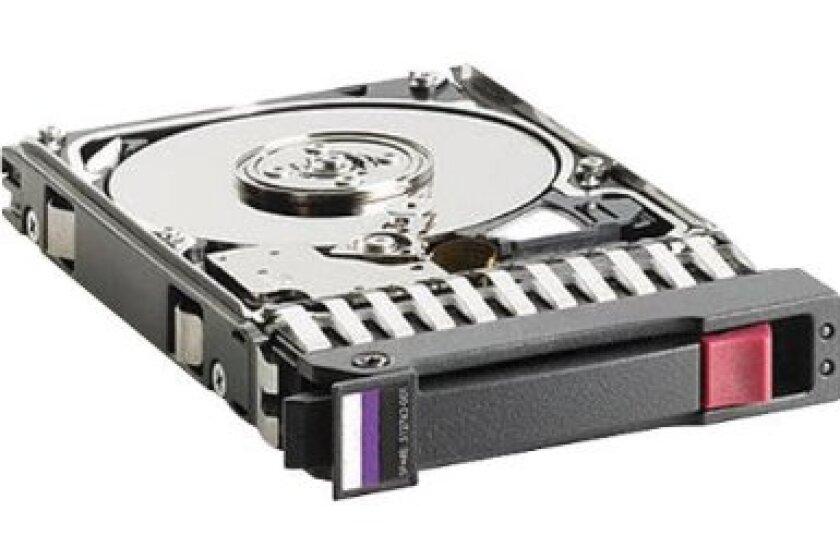 "HP 507127-S21 300GB 10000 RPM SAS 6Gb/s 2.5"" Dual Port Enterprise Hard Drive"