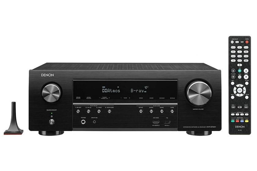 Denon AVR-S750H 7.2 Channel AV Receiver