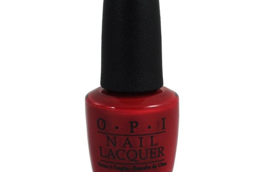 O.P.I. Nail Lacquer - Chick Flick Cherry