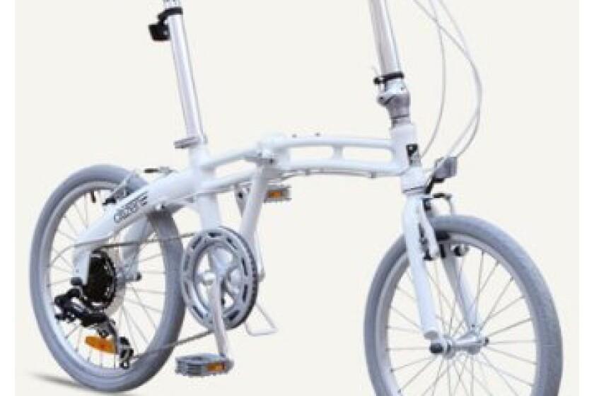 Citizen Gotham 2 Folding Bike