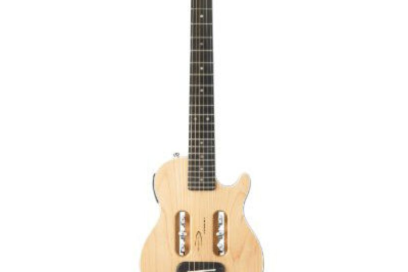 Traveler Guitar Escape MK-II Acoustic-Electric Travel Bass Guitar