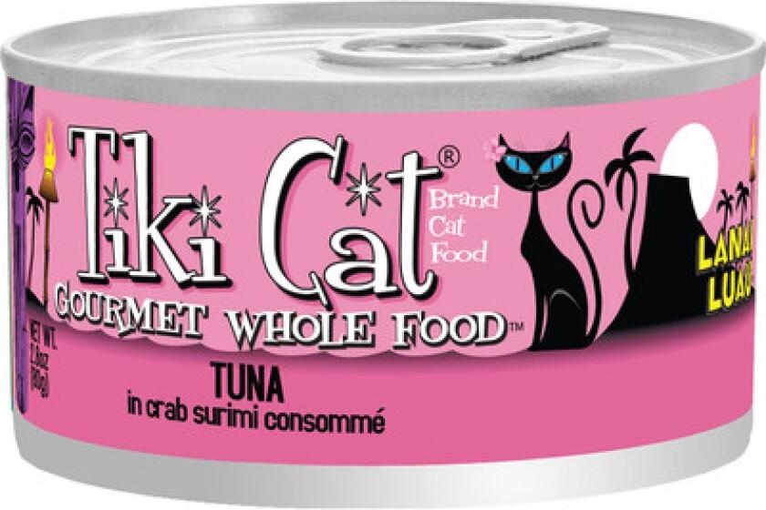 Tiki Cat Gourmet Whole Food Cat Food