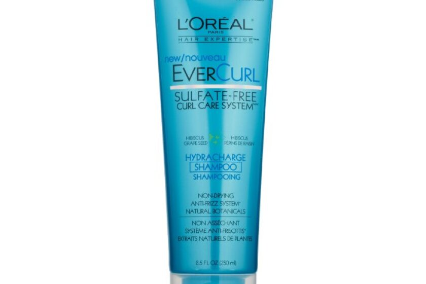 L'Oreal Paris EverCurl Hydracharge Shampoo