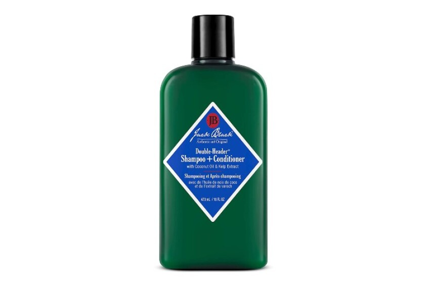 Jack Black Double Header Shampoo Plus Conditioner