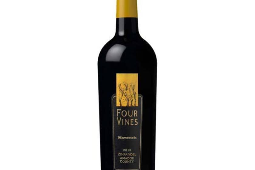 Four Vines Maverick '10