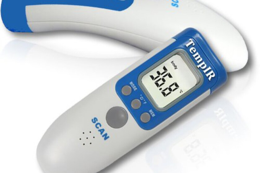 TempIR Clinical Infrared Thermometer