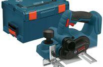 Bosch PLH181BL, 1 Volt Lithium-Ion Cordless Planer Kit