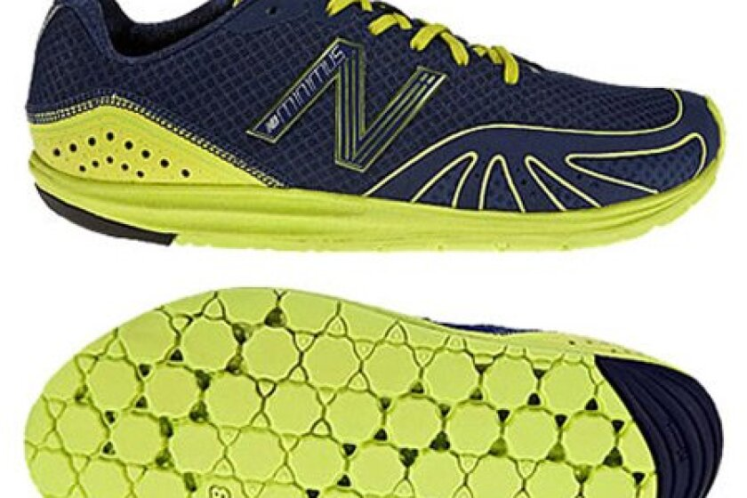 New Balance MR10 Men's Minimus Road Running Shoe
