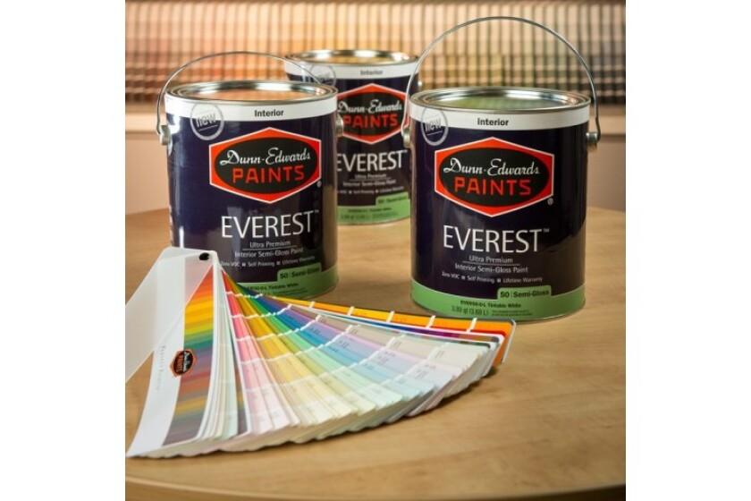 best Dunn-Edwards Everest Interior House Paint