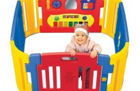 Friendly Toys Little Playzone w/ Electronic Sound and Lights