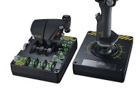 Saitek Pro Flight X-55 Rhino H.O.T.A.S. (Hands on Throttle and Stick) System