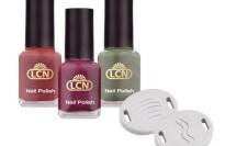 LCN Magnetic Nail Polish New Colours Set