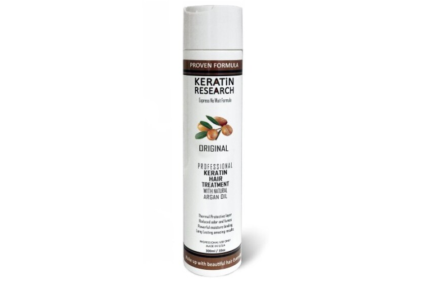 best Keratin Research Professional With Natural Argan Oil Keratin Treatment