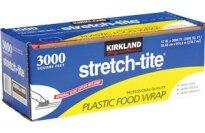 Kirkland Signature Plastic Food Wrap