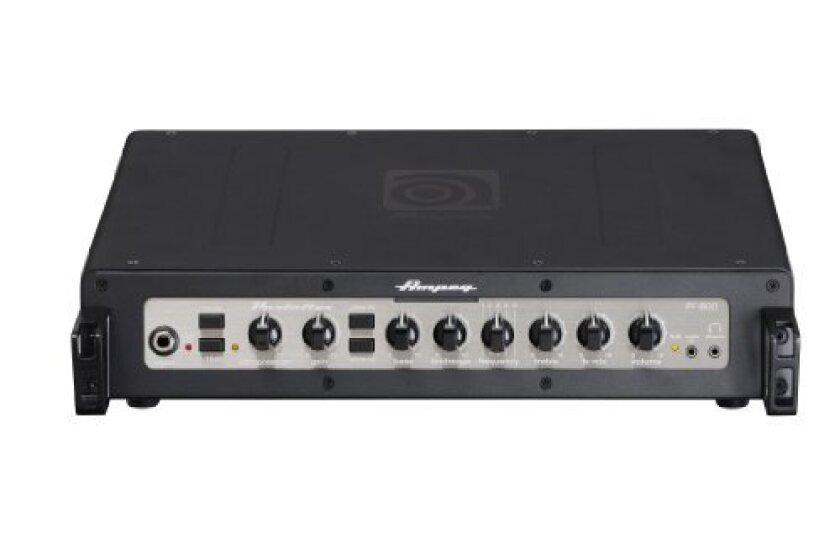 Ampeg PF800 Portaflex 800W Class D Bass Head Amplifier