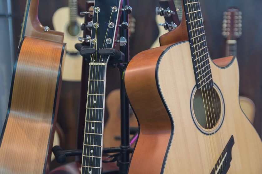 10 Essential Items for Guitarists