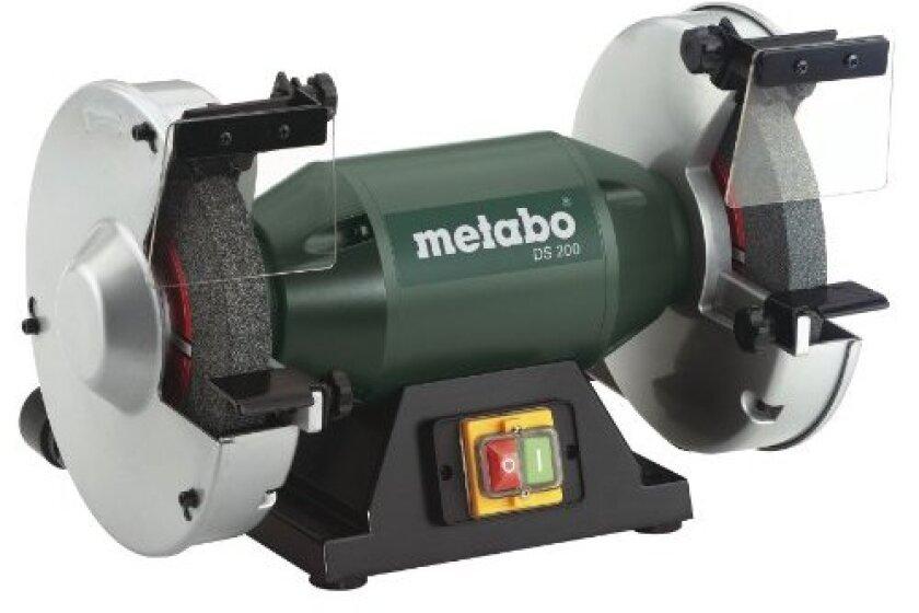 """Metabo DS 200 8"""" Bench Grinder"""