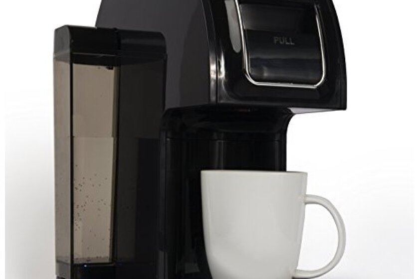 Touch Brewer T214B Single Cup Brewing System
