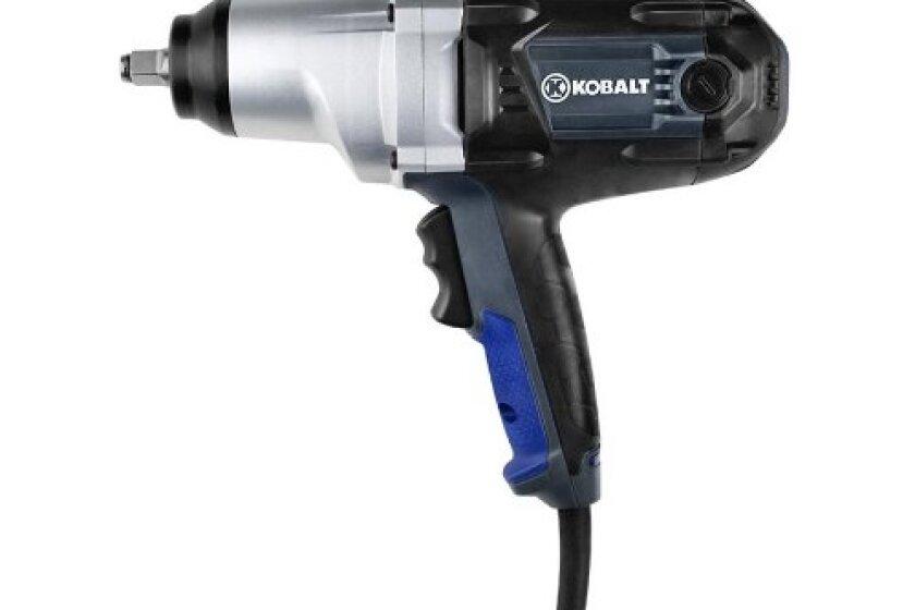 """Kobalt Model #6904, 1/2"""" Corded Impact Wrench"""