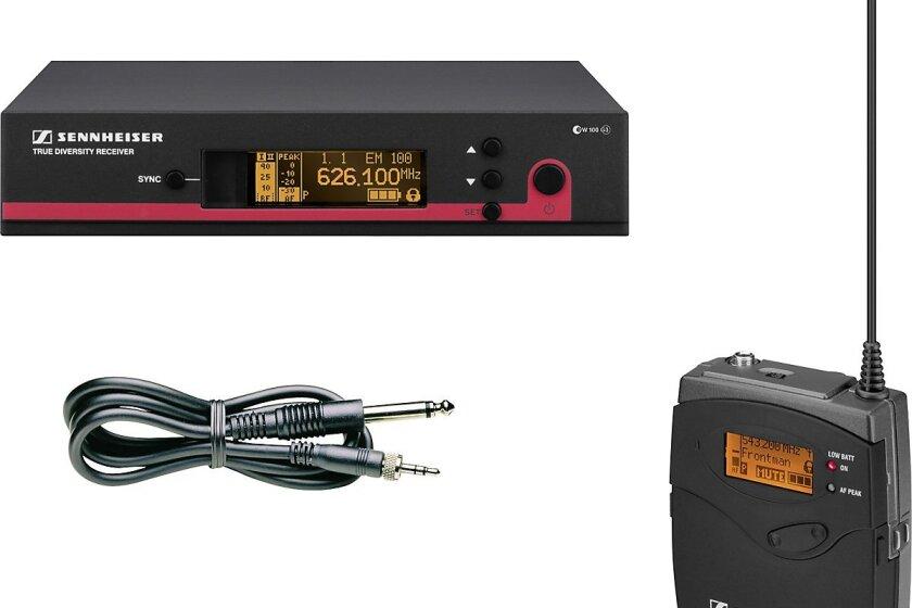 Sennheiser ew 172 G3 Instrument Wireless System CH A