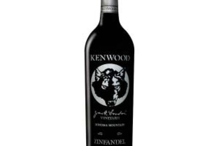 Kenwood Jack London Vineyard Zinfandel