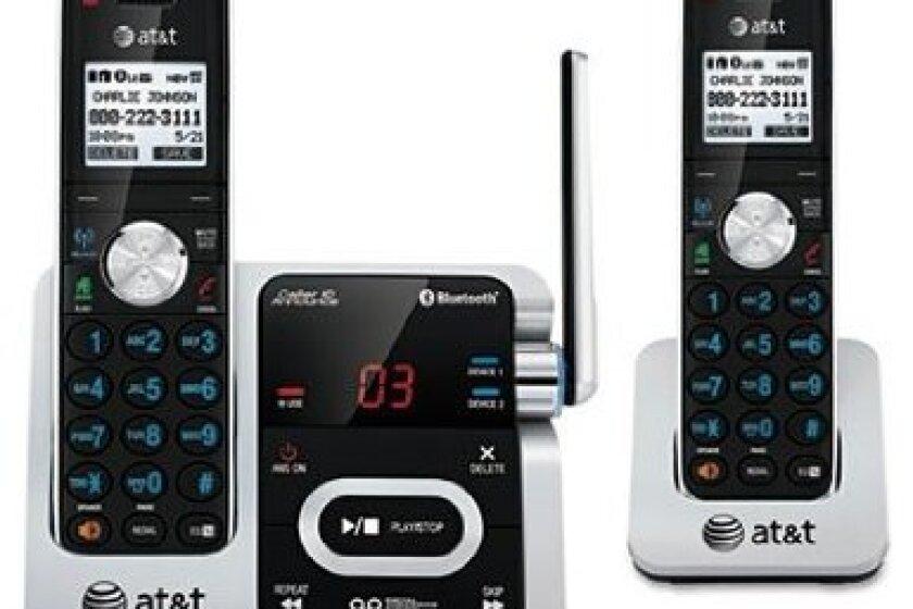 AT&T TL92271 DECT 6.0 Cordless Phone